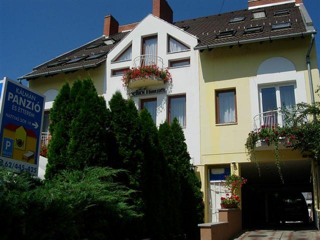 Pension Kálmán - Szeged Tourinform