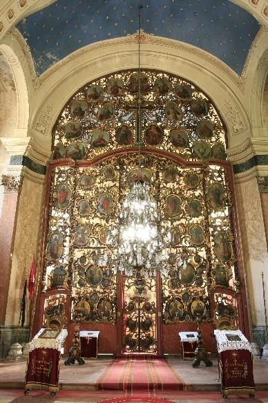 Serbische Kirche Szeged Tourinform