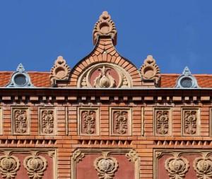 Beregi House facade