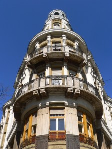 Flatiron Building balcony (2)