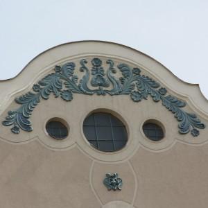 Móricz House facade