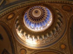 Zsinagóga kupola