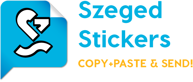 szeged sticker